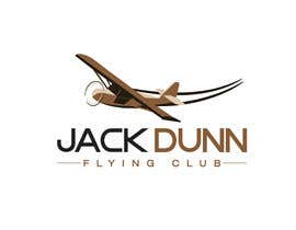 #65 для Jack Dunn Flying Club Logo Design от sengadir123