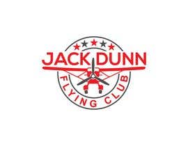 #309 для Jack Dunn Flying Club Logo Design от RAHATDESIGN