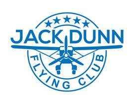 #356 для Jack Dunn Flying Club Logo Design от RAHATDESIGN