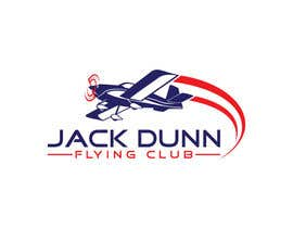 #126 для Jack Dunn Flying Club Logo Design от Tb615789