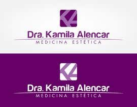 #46 para Logotipo Dra Kamila Alencar por nubelo_hVz1Ob0w