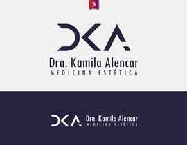 #40 para Logotipo Dra Kamila Alencar por Bujeiro