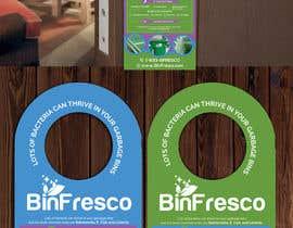 #19 untuk BinFresco Door hanger oleh ssandaruwan84