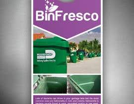 #17 untuk BinFresco Door hanger oleh Mukul703