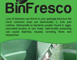 #4 untuk BinFresco Door hanger oleh bhripon990