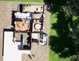 nº 15 pour Design a Modern House par primalhunt