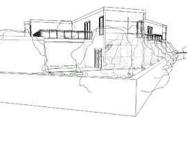 nº 45 pour Design a Modern House par vc1xz0