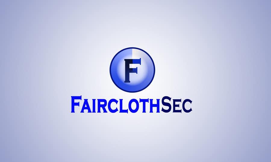 Bài tham dự cuộc thi #                                        6                                      cho                                         Logo Design for FairclothSec