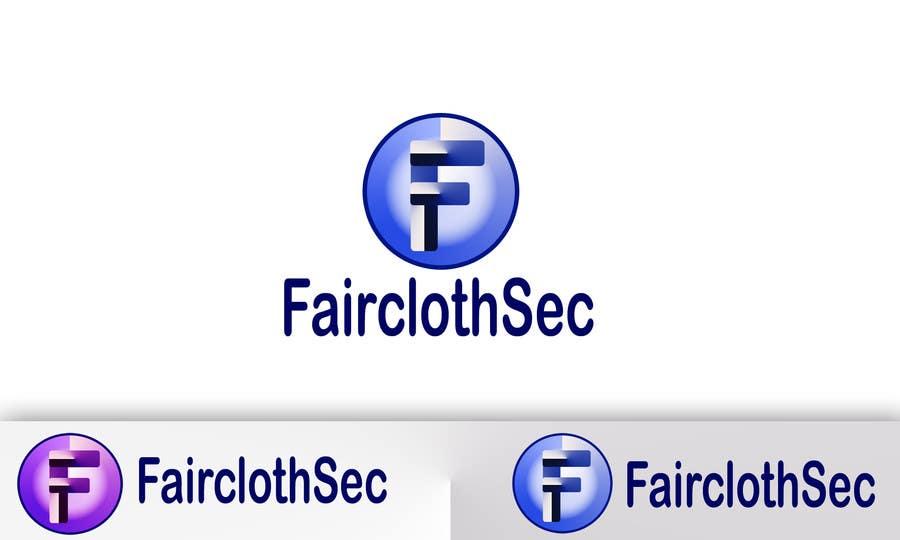 Konkurrenceindlæg #                                        15                                      for                                         Logo Design for FairclothSec