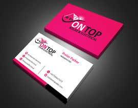 #250 untuk Design a business card using the logo uploaded oleh jhinkuriad