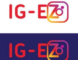 #21 для Logo for IG-EZ от mdhimadroniloy71