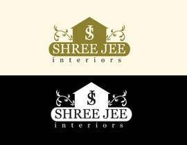 Nro 39 kilpailuun Design a Logo for an interior design firm named '' Shree Jee Interiors'' käyttäjältä nissanuddin89