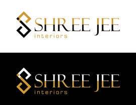 Nro 55 kilpailuun Design a Logo for an interior design firm named '' Shree Jee Interiors'' käyttäjältä lutfiazmulfauzi