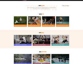 #21 для Design a Website Mockup от amitpokhriyalchd
