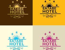 #7 untuk I need a logo designed.for hotel named (Eatabe), it's a 5 stars hotel on the sea oleh ingpedrodiaz