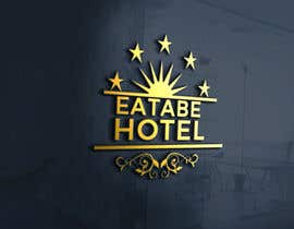 #23 untuk I need a logo designed.for hotel named (Eatabe), it's a 5 stars hotel on the sea oleh ingpedrodiaz