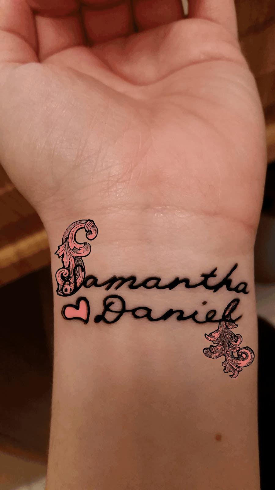 Bài tham dự cuộc thi #                                        25                                      cho                                         Update this Tattoo