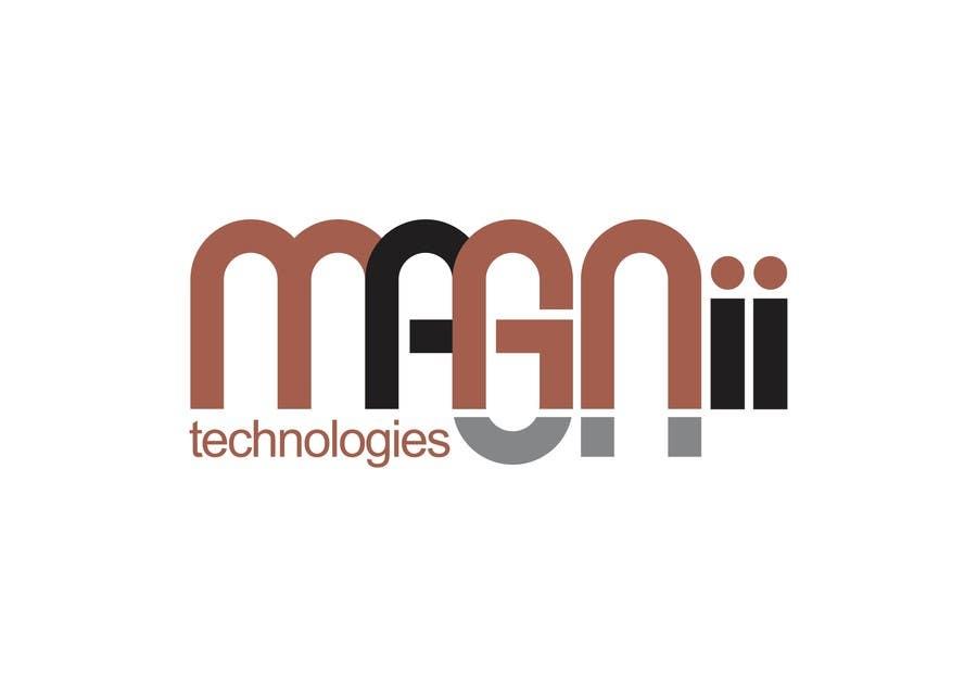 Penyertaan Peraduan #78 untuk Magnii Technologies