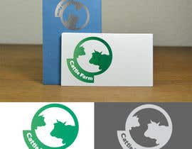 #29 para Logo Design for Cattle Farm por DigiMonkey