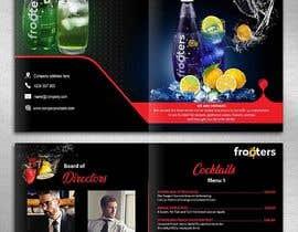 #21 для Sales Brochure for Beverage Company от jbktouch