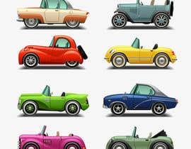 nº 19 pour Graphic Young Boys Kids Cars Five Color par mdhimadroniloy71