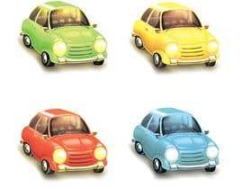 nº 11 pour Graphic Young Boys Kids Cars Five Color par sshhll
