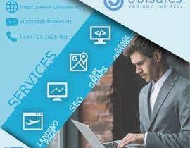 Nro 3 kilpailuun EASY WORK: Design Marketing Post cards for Web Development company käyttäjältä danieledeplano