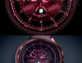 #23 cho Create watch face design for smartwatches - circular, analogue, lifelike and feminine. bởi Cobot