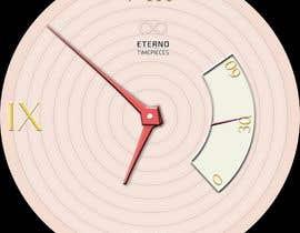 #4 cho Create watch face design for smartwatches - circular, analogue, lifelike and feminine. bởi KudzayiM