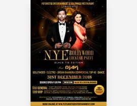 Nro 36 kilpailuun NYE Bollywood Cocktail Party (Black Tie Edition) käyttäjältä joengn