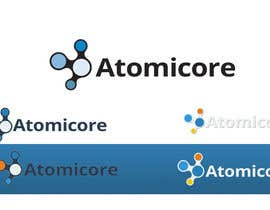 #50 untuk Design a Logo for Atomicore oleh evave123