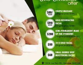 #26 para Design a Christmas seasonal promotional banner ad for a spa por satishandsurabhi