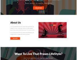#15 для Build prawn.porn Website Layout от ArafPlays