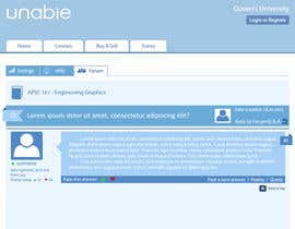#6 para Design additional website stuff por OvidiuSV