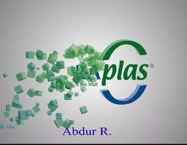 nº 6 pour Création d'un logo dynamique par abdurrahmananam8