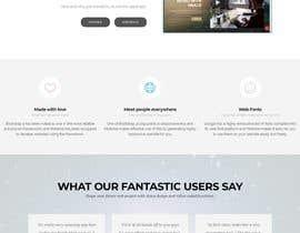 #35 pentru Website Design for Online App de către Yamani110