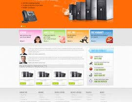 #4 untuk Website Design for IT company oleh samar09