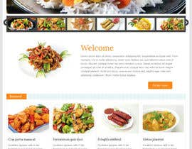 #13 cho Design template for Opencart fast food takeaway website bởi ameyk