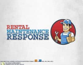 #25 for Design a Logo for the company Rental Maintenance Response by tobyquijano