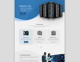 #70 para Design only for hosting company - 2 pages por Batto14