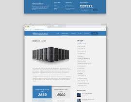 #140 para Design only for hosting company - 2 pages por Batto14