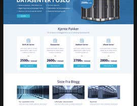 #169 для Design only for hosting company - 2 pages от dilshanzoysa