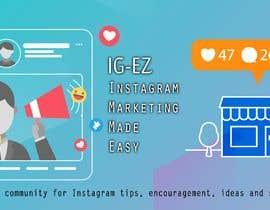 "#4 для Need Facebook Group Cover Photo for ""IG-EZ"" от behzadkhojasteh"