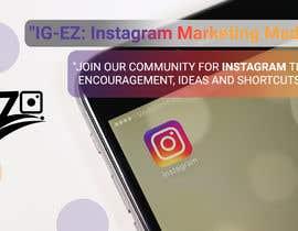 "#17 для Need Facebook Group Cover Photo for ""IG-EZ"" от designernishat"