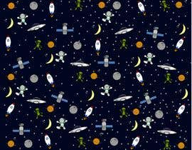 #7 для Outer Space Design for 5-8 year olds от brenofellipe07