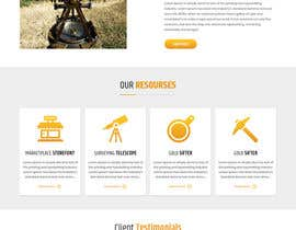 #1 для Design Some Icons for Modern Website with Old Gold Mining Town Theme от jitp