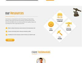 #15 для Design Some Icons for Modern Website with Old Gold Mining Town Theme от jitp
