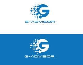 #1 untuk Logo design g-advisor oleh ZerinTasnimS