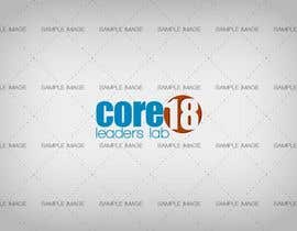#76 cho Logo Design for Core18 Leaders Lab bởi dasilva1