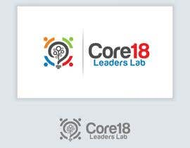 nº 46 pour Logo Design for Core18 Leaders Lab par jummachangezi